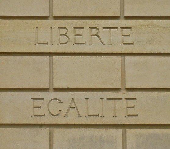 Igualdad, justicia y libertad