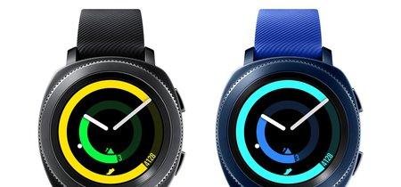 Gear Sport: así luce el nuevo smartwatch deportivo de Samsung