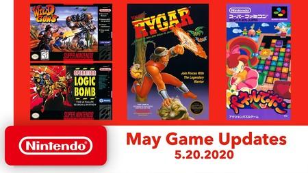 Wild Guns y Rygar entre los nuevos clásicos de SNES y NES que llegarán a Nintendo Switch Online en mayo