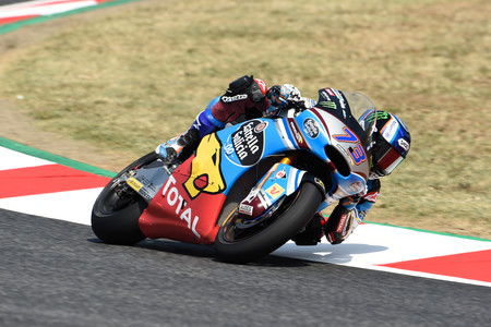 Álex Márquez seguirá en Moto2 otro año más con el Estrella Galicia 0,0 Marc VDS