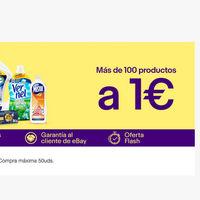 Los miniprecios vuelven a eBay: 48 horas con más de 100 artículos del súper por sólo 1 euro
