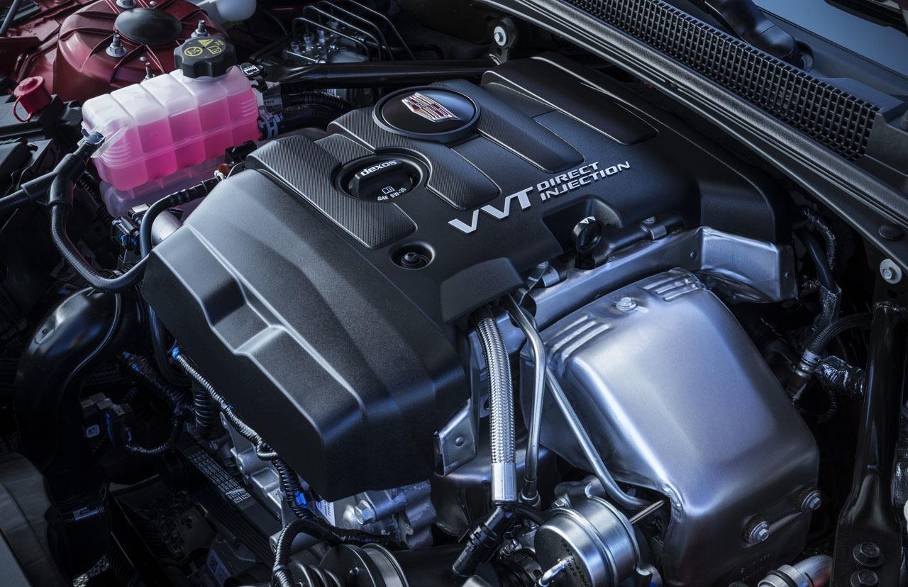 Foto de Cadillac ATS Coupé Europeo (20/33)
