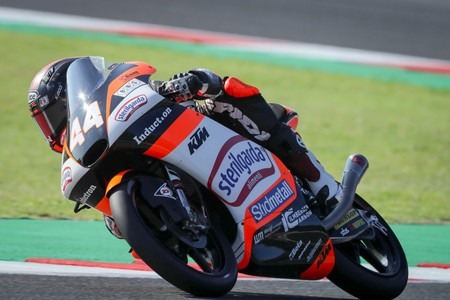 Canet San Marino Moto3 2019
