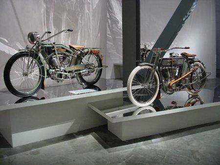 Harley Davidson 7D, hace cien años que revolucionó el mercado