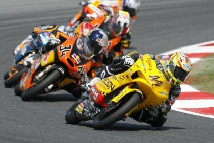 Primer podium sin españoles en 125