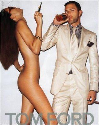 Tom Ford Menswear, la campaña más sexy de esta primavera