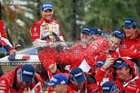 19 allée des Marronniers. El documental de Citroën Racing