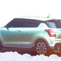 El Suzuki Swift Sport 2017 llegará con más sazón gracias al turbo