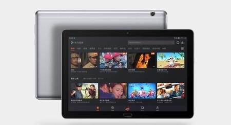 Honor MediaPad T5: un nuevo tablet de 10 pulgadas con lector de huellas y GPU Turbo para potenciar los gráficos