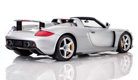 Porsche Carrera GT (2004), a subasta RM Sotheby