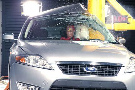 Ford Mondeo - EuroNCAP