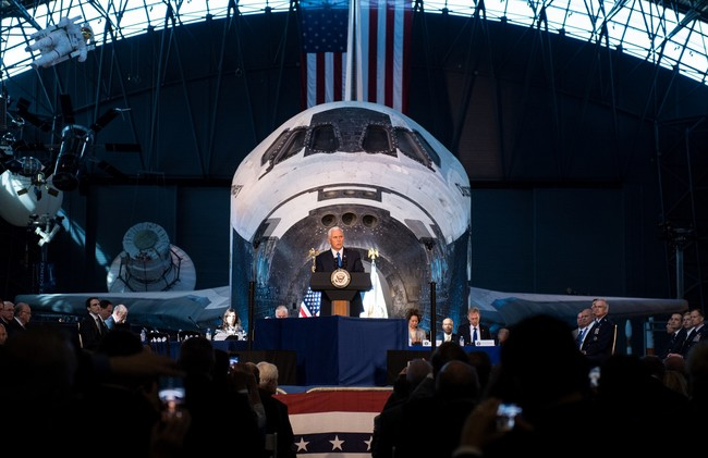 Make the Moon great again: la administración Trump pone en marcha la misión de la NASA para volver a la Luna