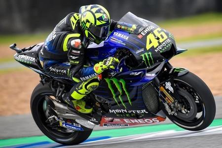 Rossi Tailandia Motogp 2019