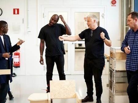 Ikea y Virgil Abloh (Louis Vuitton) diseñan Makerad; una colección pensada para amueblar las casas de los amantes del diseño y nos presentan un adelanto de sus prometedoras piezas