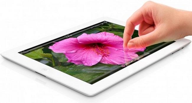 Precios iPad Retina Vodafone por 1 euro al día con internet incluido