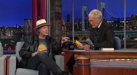Neil Young está preparando un reproductor de música de muy alta calidad