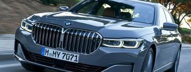 La nueva generación del BMW Serie 7 tendrá una versión 100% eléctrica