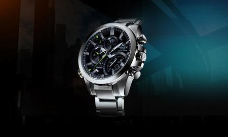 La EFR545 series de Casio presenta relojes con gran estilo y tecnología