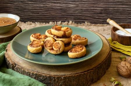 Palmeritas de hojaldre: cómo preparar en casa las mejores versiones de este dulce capricho