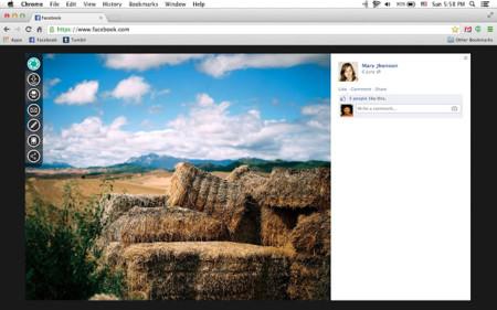 Photon, una extensión de Chrome para editar tus fotos directamente desde Facebook
