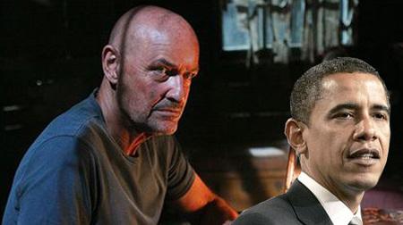'Lost' contra Obama