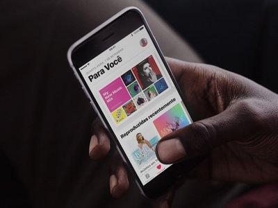 Este concepto de iOS 11 se inspira en Apple Music además de mostrar un modo oscuro