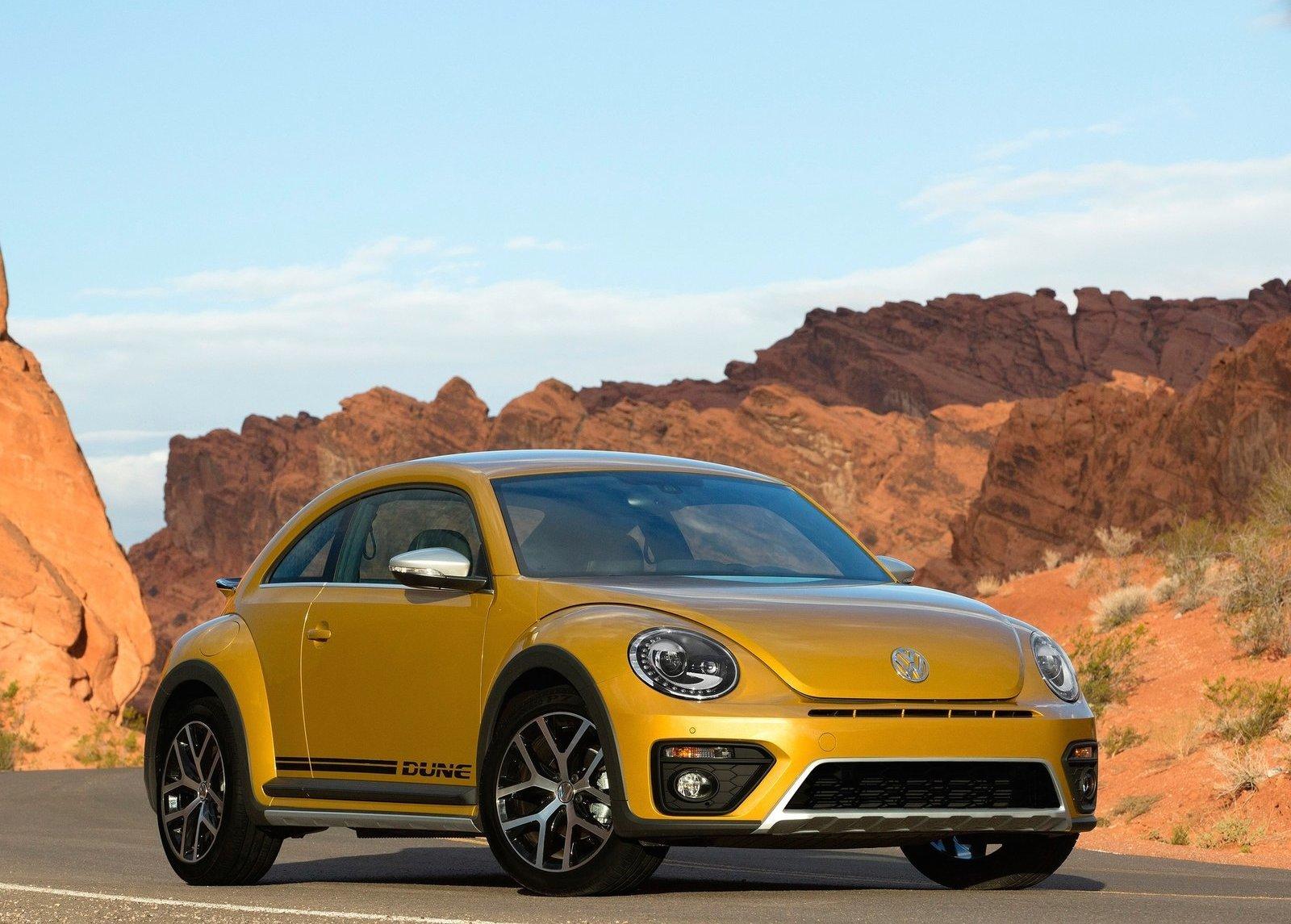 Foto de Volkswagen Beetle Dune (2/14)