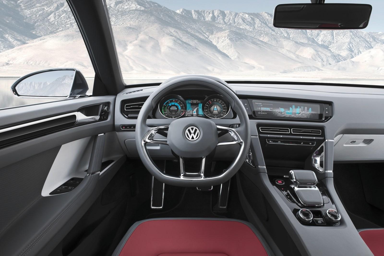 Foto de Volkswagen Cross Coupé (7/10)