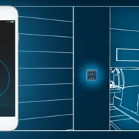 Connected Room, la primera habitación de hotel conectada totalmente a un dispositivo móvil