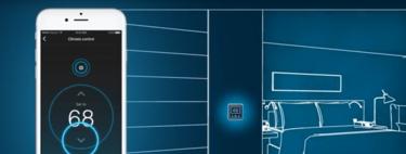 Connected Room, la primera habitación de hotel conectada totalmente a un dispositivo móvil
