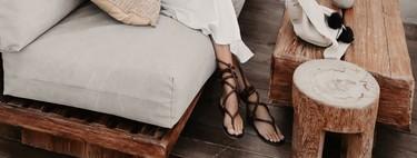 Las siete sandalias de H&M en versión plana que ya se posicionan como las favoritas del verano