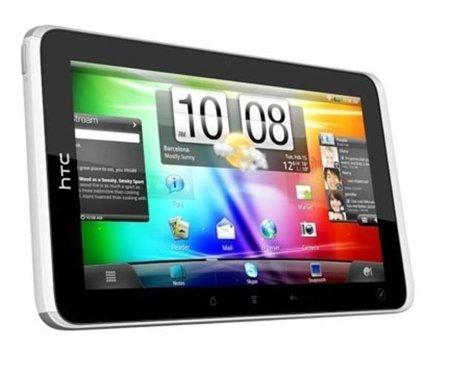 La versión europea del HTC Flyer recibe actualización OTA a Honeycomb