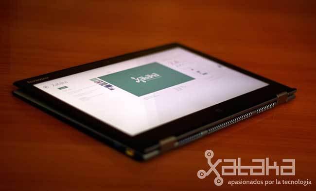 Foto de Lenovo IdeaPad Yoga 2 Pro (13/31)