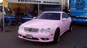 Mercedes en el SEMA