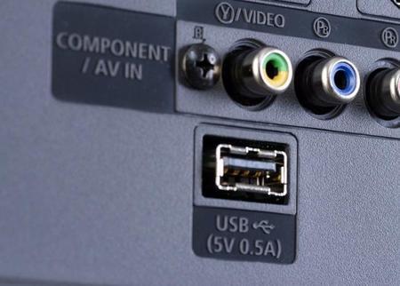 Conexiones televisor