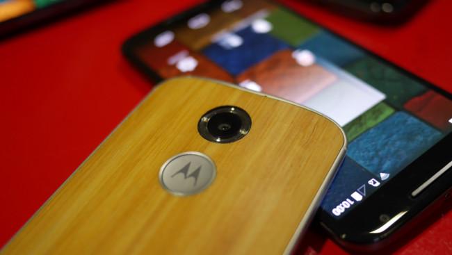 Moto X Cam