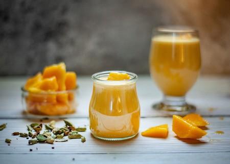 Receta sencilla de licuado de mango con naranja: Contra la obesidad