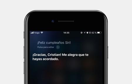¡Feliz cumpleaños Siri! 6 hitos en estos 6 años del asistente de Apple