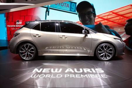 Toyota Auris 2018, Salón de Ginebra 2018