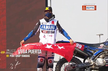 Javi Vega Entrevista Dakar 2021 4