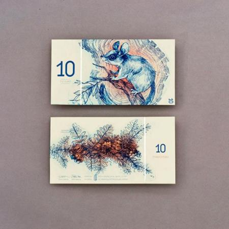 Hungarian Paper Money Barbara Bernat