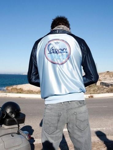 Nueva colección Adidas Originals tributo a Vespa