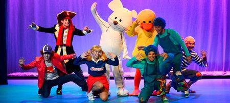 El musical de Imaginarium para que toda la familia cante, baile, participe y no pierda las ganas de soñar
