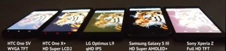 Sony Xperia Z Display