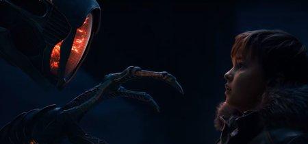 Alucinante tráiler de 'Lost in Space': el reboot de Netflix promete ser una mezcla de 'E.T.' y 'Parque jurásico'