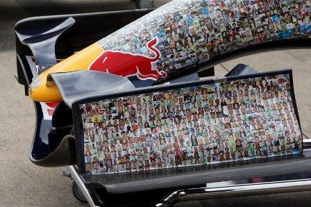 El Red Bull RB3 de Coulthard vendido por 210.050 euros