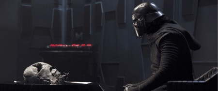 Kylo Ren ante Darth Vader