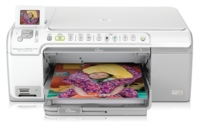 HP Photosmart C5280, impresora multifunción