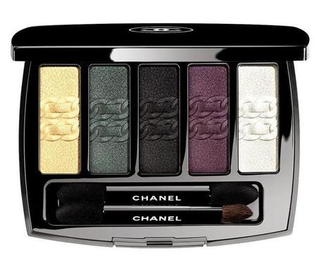 Chanel Les Intemporels De Chanel Palette 2015