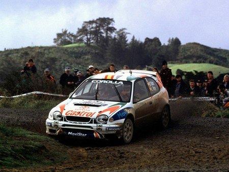Toyota llama a las puertas del WRC